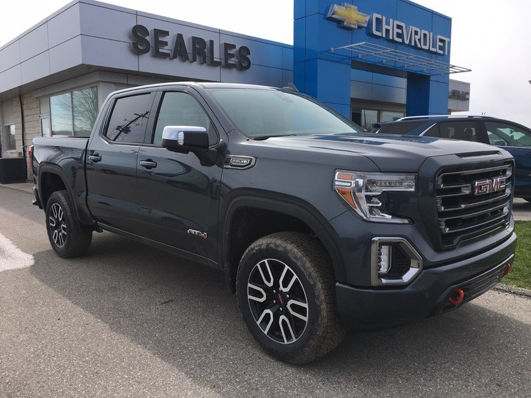 New 2020 Gmc Sierra 1500 At4 Price Searles Motor Products Limited
