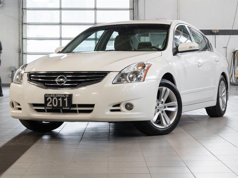 2011 Nissan Altima Sedan 3.5 SR CVT