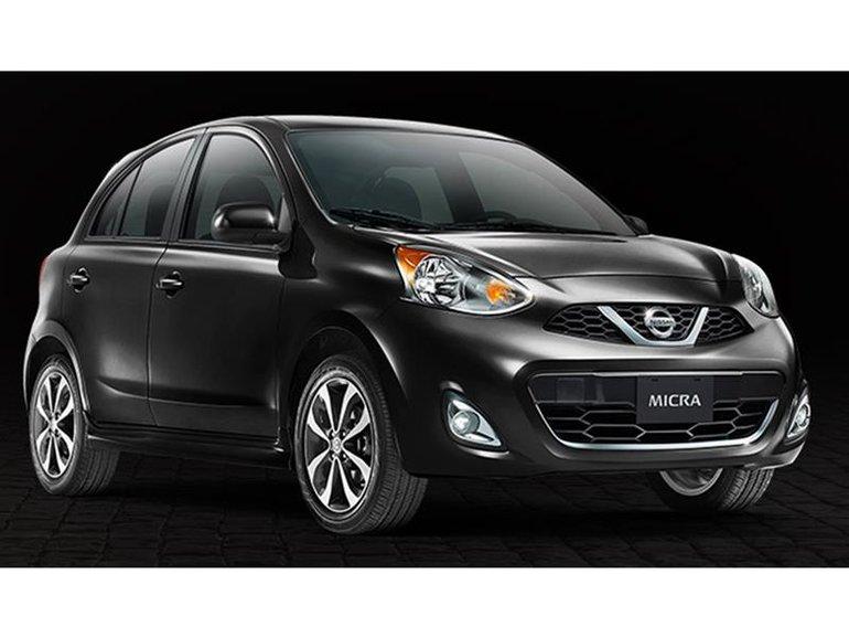 2018 Nissan Micra 1.6 SR at