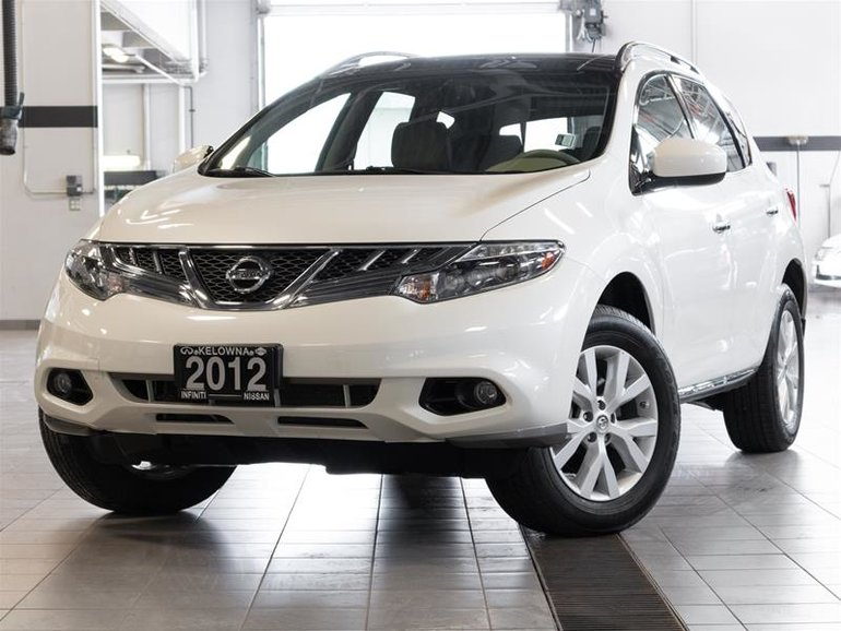 2012 Nissan Murano AWD SL CVT