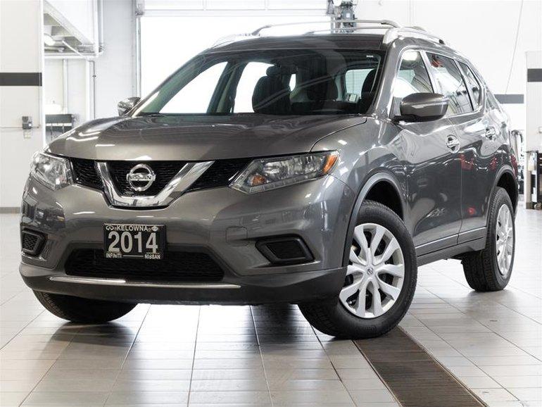 2014 Nissan Rogue S AWD CVT