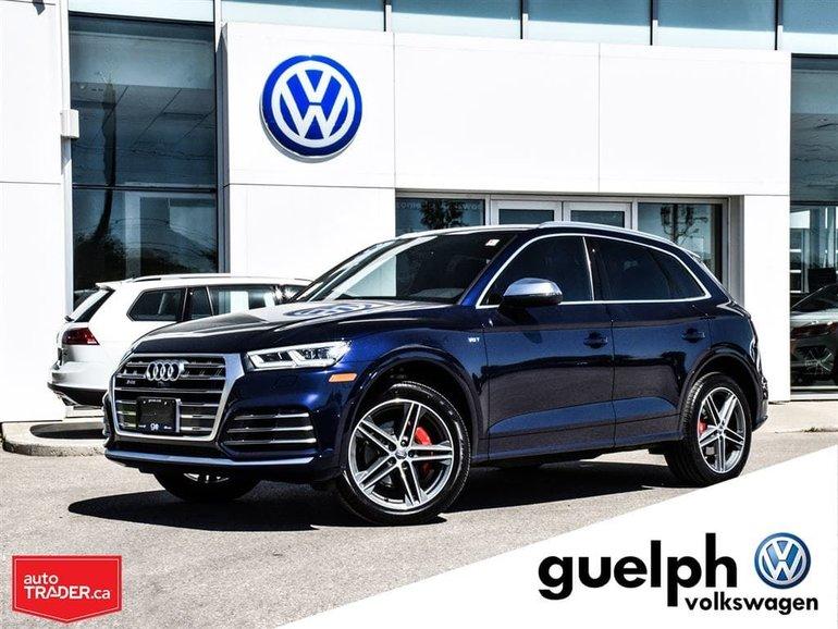 2018 Audi SQ5 Progressiv Progressiv