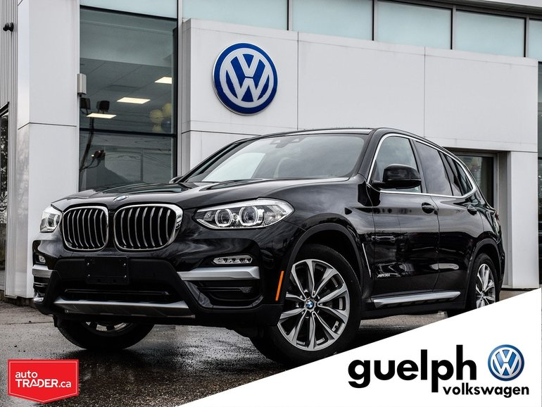 2018 BMW X3 30i - Xdrive - *Mint*