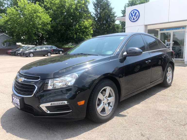 2015 Chevrolet Cruze 2LT**LEATHER**ROOF