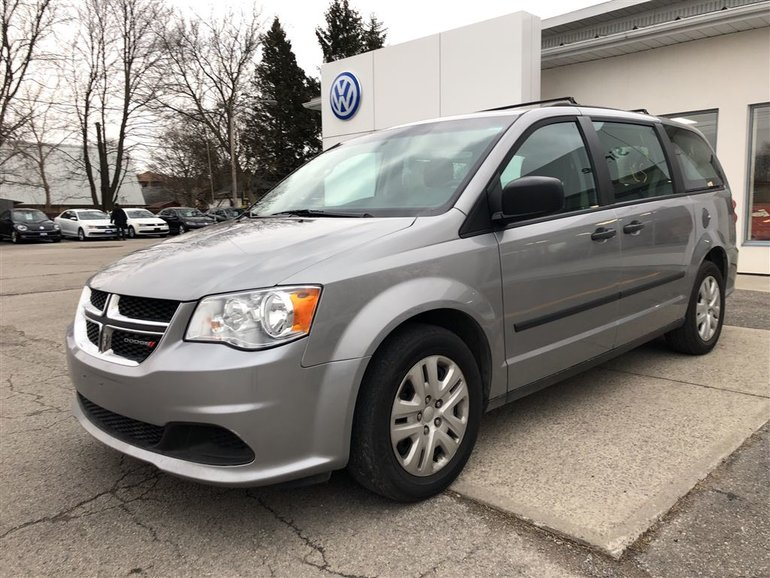 2015 Dodge Grand Caravan SE,7 PASSENGER,STOWNGO REAR