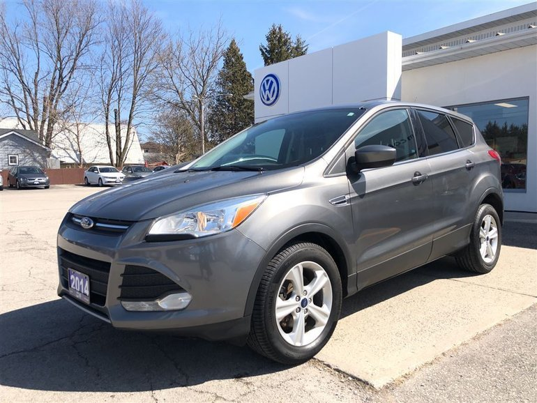 2014 Ford Escape SE, FWD, LOW KMS!!! CLEAN ESCAPE