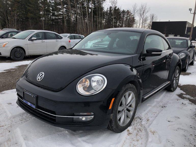 2015 Volkswagen Beetle 1.8T Comfortline