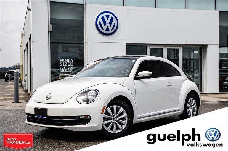 2014 Volkswagen Beetle Comfortline