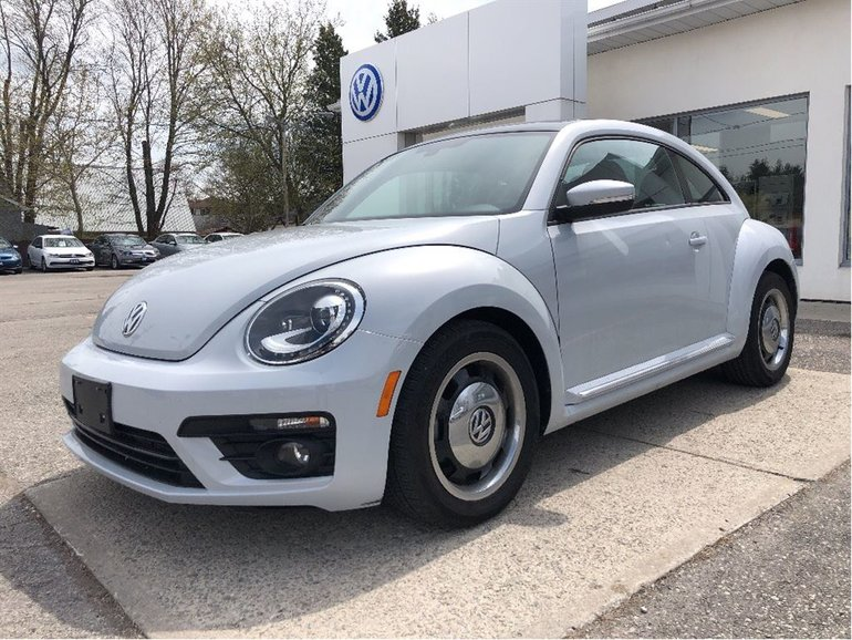 2017 Volkswagen Beetle 1.8 TSI Classic, special edition...rare