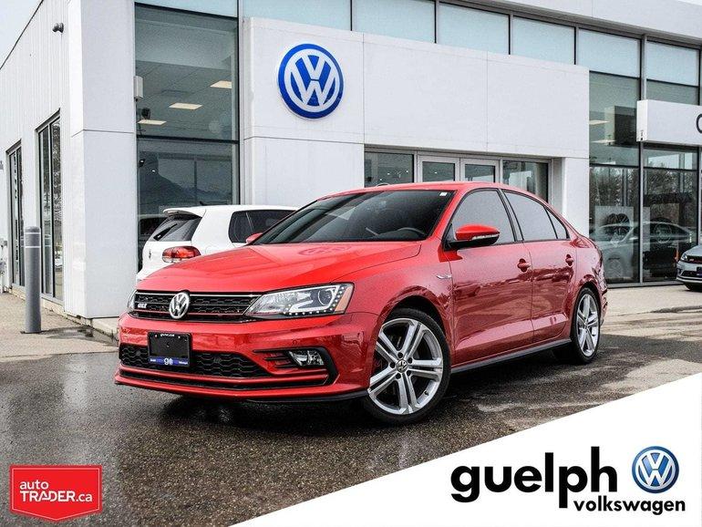 2017 Volkswagen GLI Autobahn