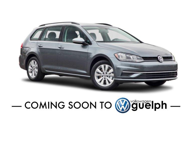 2017 Volkswagen GOLF SPORTWAGEN DEMO