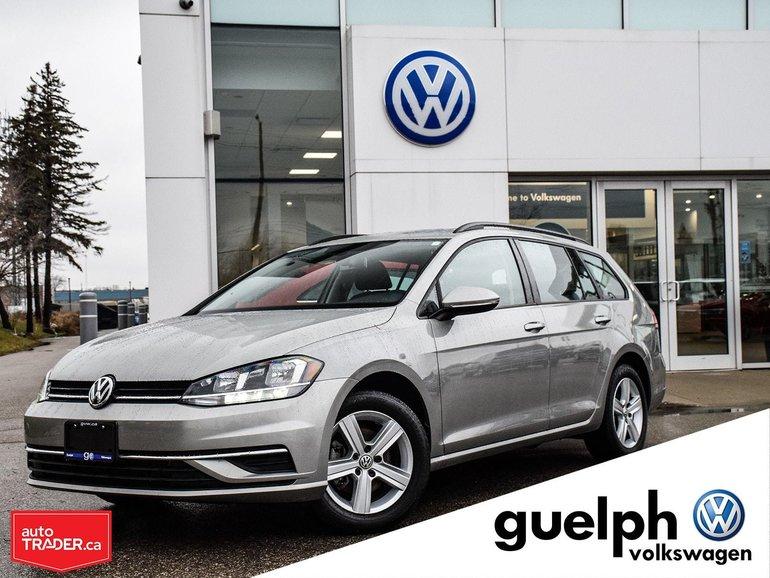 2018 Volkswagen GOLF SPORTWAGEN Trendline