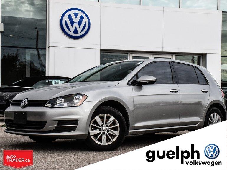 2015 Volkswagen Golf Trendline