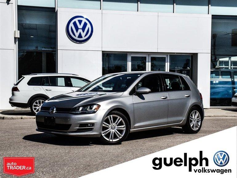 2015 Volkswagen Golf