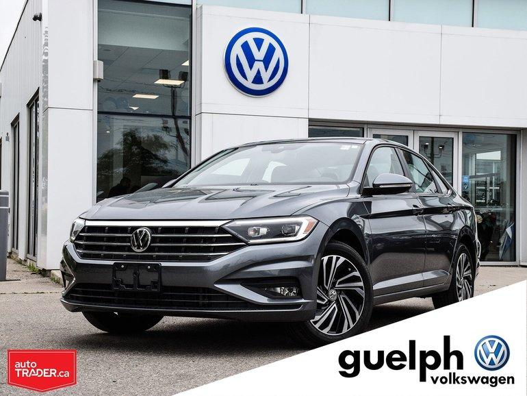 2019 Volkswagen JETTA EXECLINE Execline