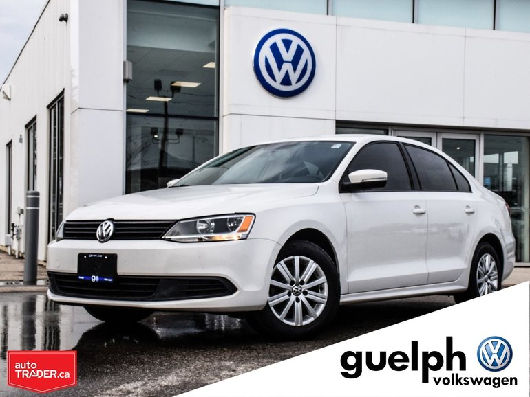 2011 Volkswagen Jetta Trendline - New Tires & Brakes!