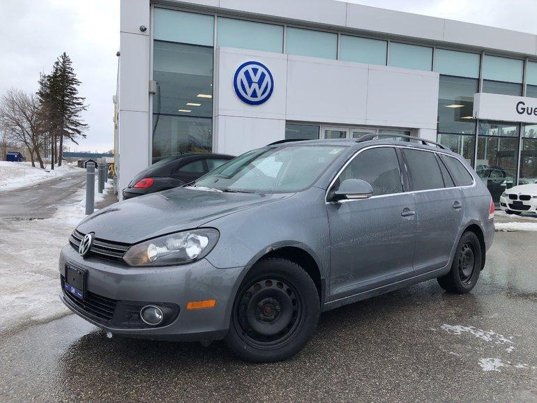 2011 Volkswagen GOLF SPORTWAGEN Comfortline TDI