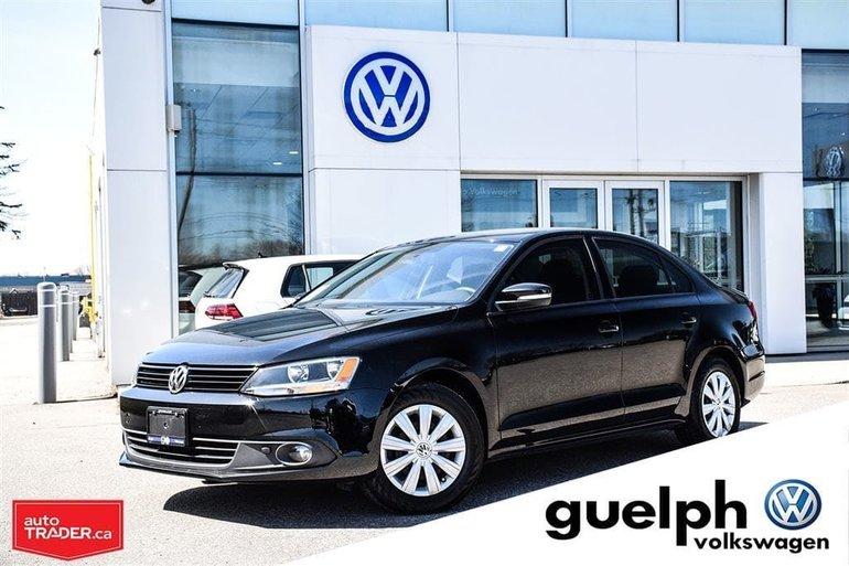 2014 Volkswagen Jetta Trendline +