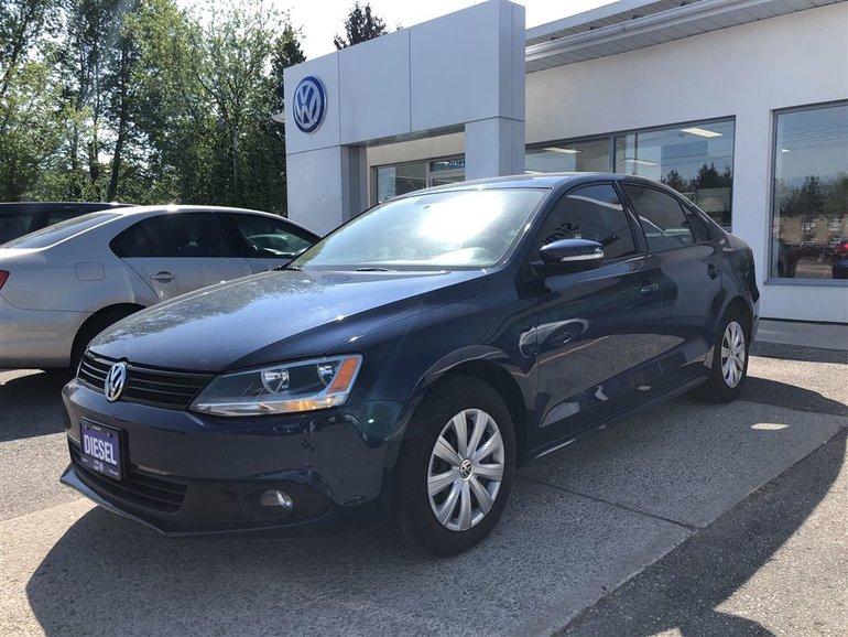 2014 Volkswagen Jetta 2.0 TDI Trendline+ DIESEL
