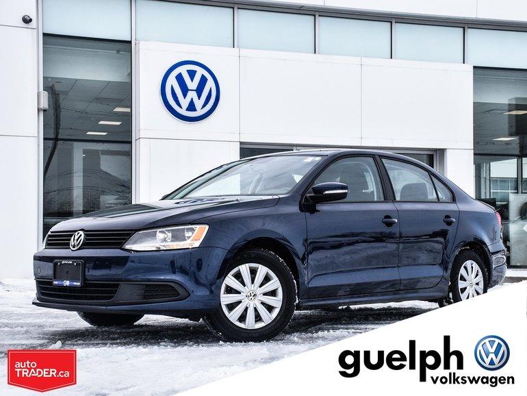 2014 Volkswagen Jetta Trendline w/ New Brakes