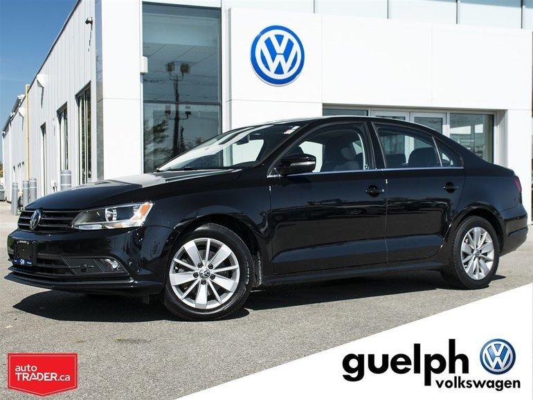 2015 Volkswagen Jetta Trendline+ TDI