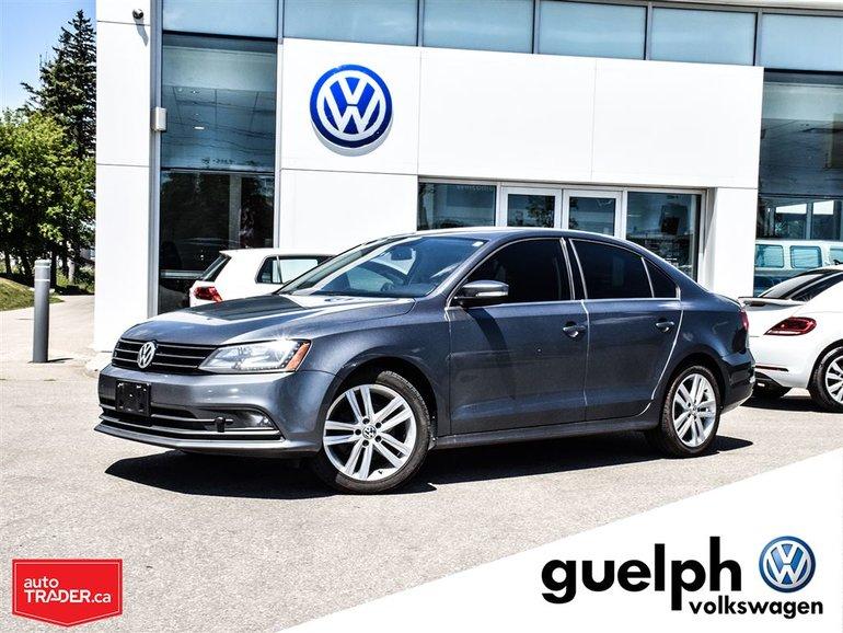 2015 Volkswagen Jetta Highline