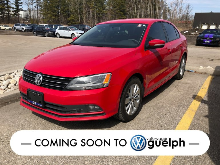 2015 Volkswagen Jetta Trendline Plus TDI