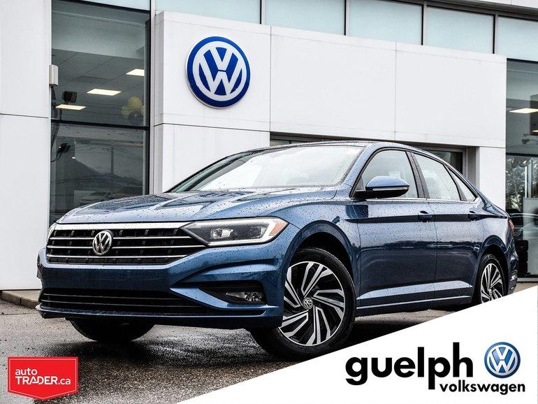 2019 Volkswagen Jetta Execline - 17,000km - Great Condition