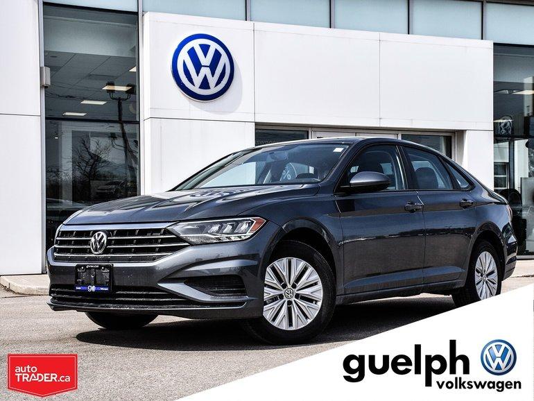 2019 Volkswagen Jetta Comfortline - *New*