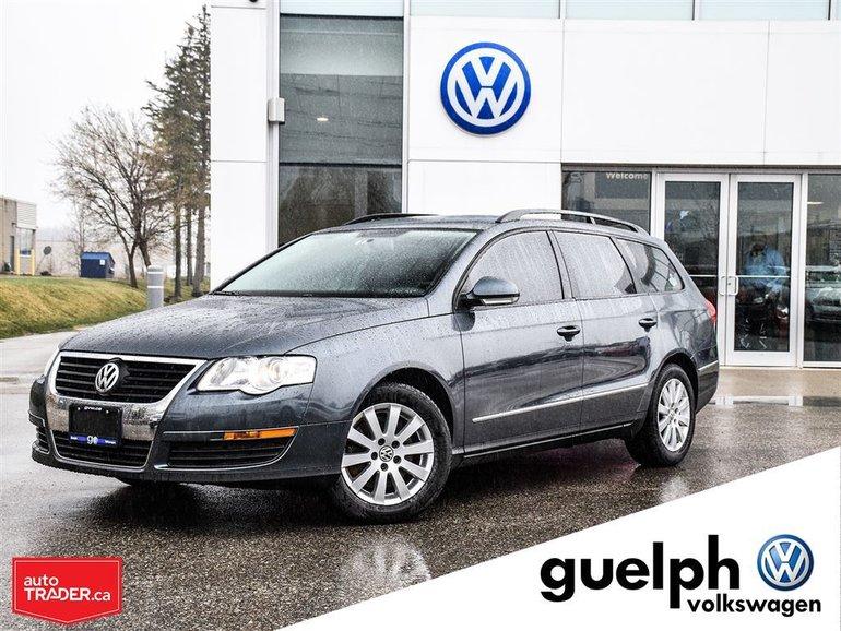 2010 Volkswagen Passat Wagon Comfortline