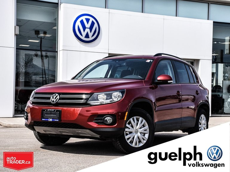2015 Volkswagen Tiguan Special Edition - Push Button - AWD
