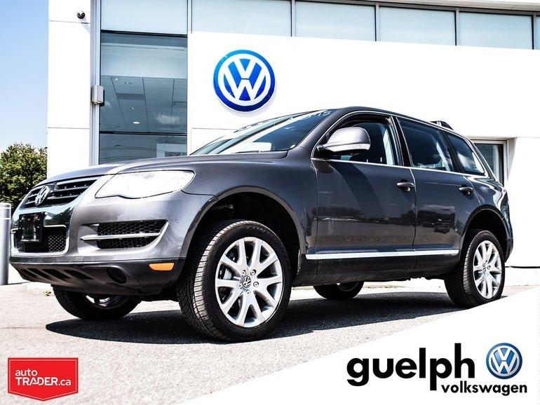 2008 Volkswagen Touareg Comfortline