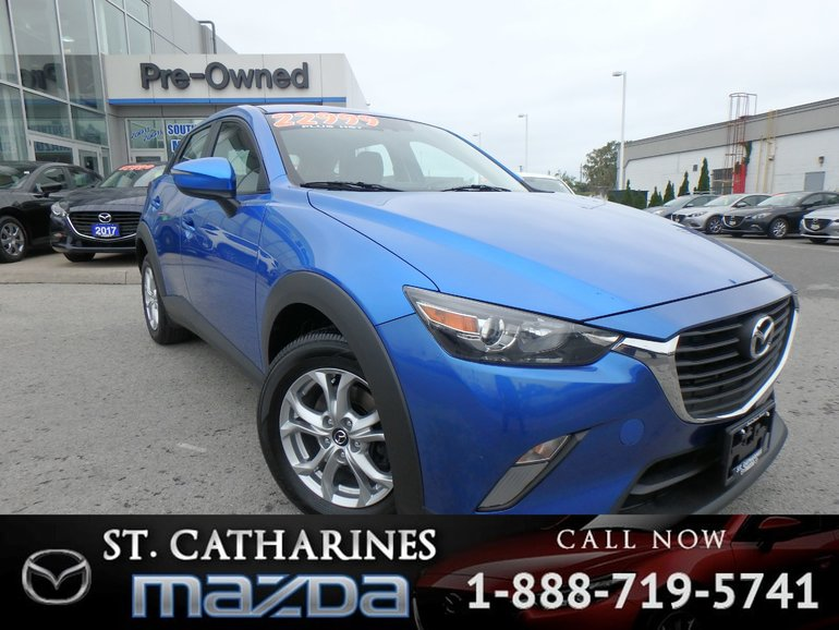 2016 Mazda CX-3 GS LUX PKG $0 DOWN $92 WEEKLY