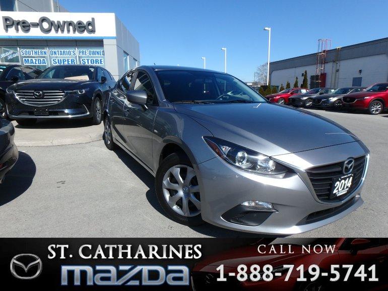 2014  Mazda3 Sport GX-SKY
