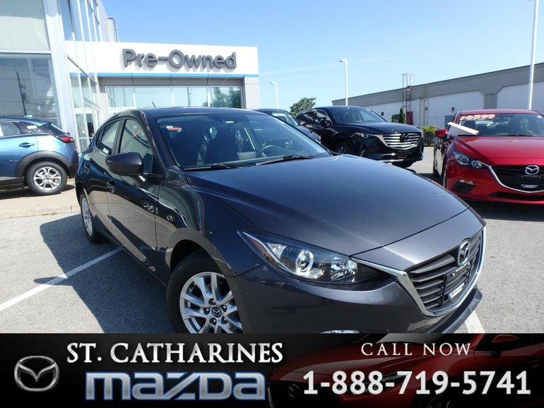 2015  Mazda3 Sport GS ( Camera,Heated Seats)