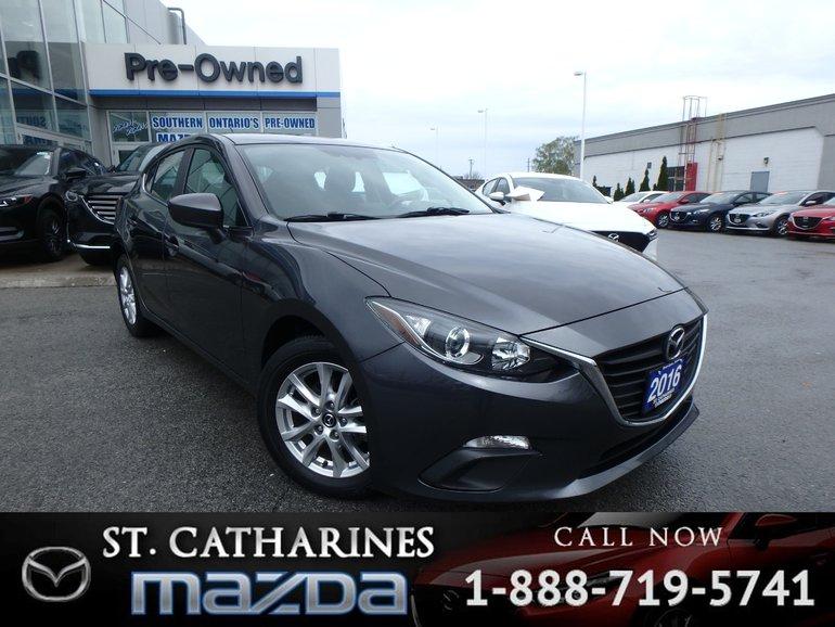 2016 Mazda Mazda3 Sport GS