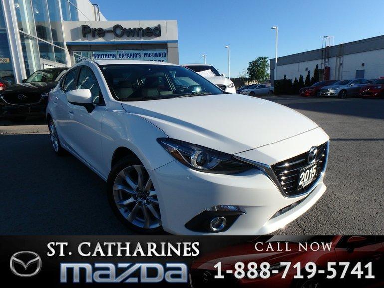 2015  Mazda3 GT