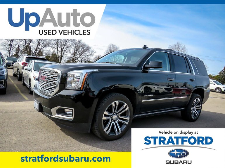 Stratford Subaru Used 2020 Make Yukon Denali 4wd
