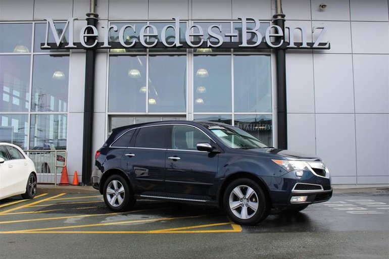 2012 Acura MDX 6sp at