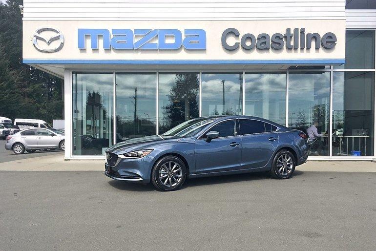 2019  Mazda6 GS-L Tinted Windows