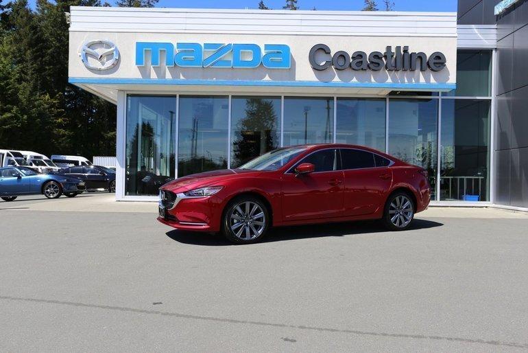 2019 Mazda Mazda6 GT