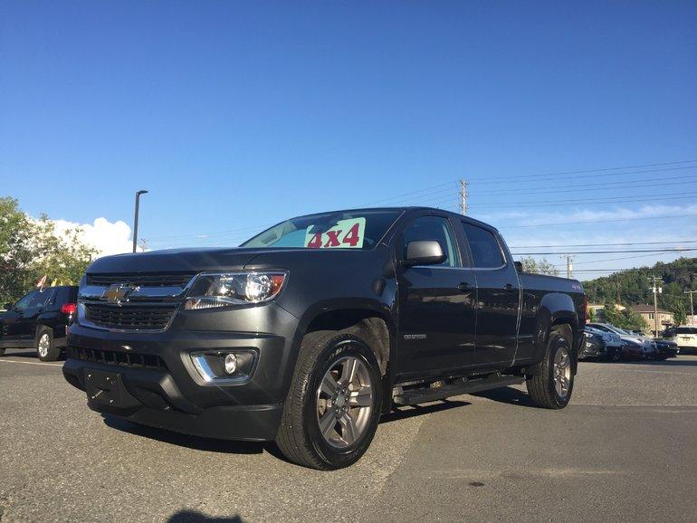 2016 Chevrolet Colorado 4WD LT - 305 HP! REMOTE START!