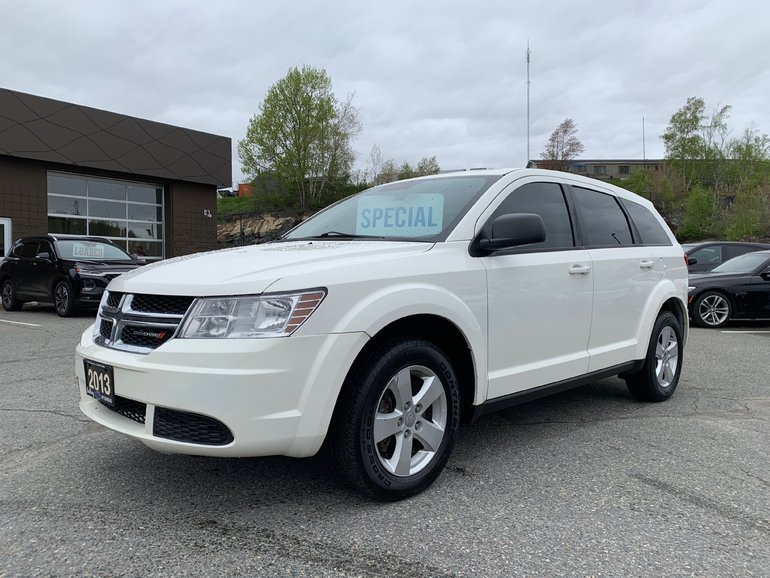 2013 Dodge Journey SE - ALLOY WHEELS! AIR CONDITIONING!