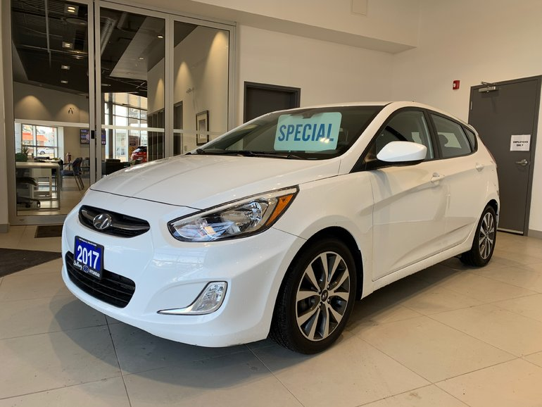 2017 Hyundai Accent SE 5 DOOR AUTO