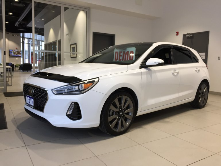 2018 Hyundai Elantra GT SPORT ULTIMATE - NEW DEMO!  0.99% FINANCING OAC!