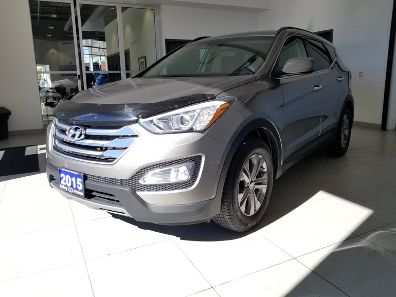 2015 Hyundai Santa Fe Sport 2.4L PREMIUM - HEATED SEATS & STEERING WHEEL!