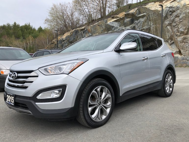 2015 Hyundai Santa Fe Sport 2.0T LIMITED AWD - HEATED & VENTILATED SEATS!