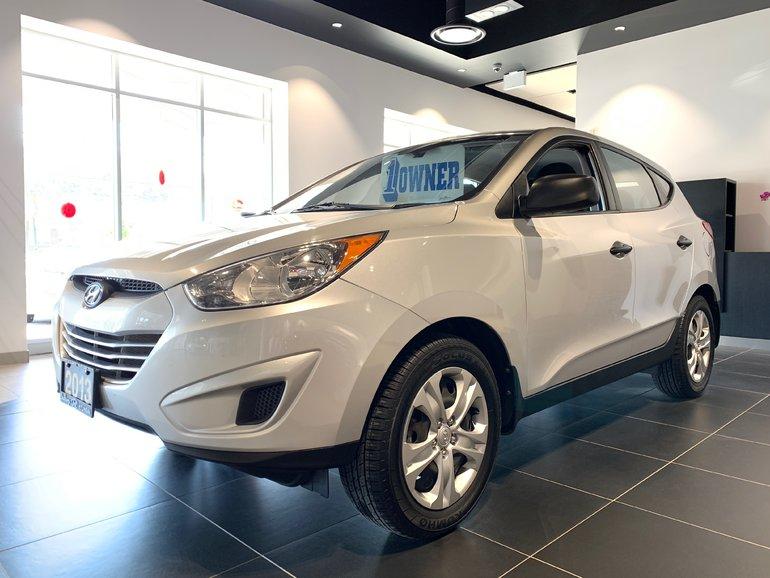 2013 Hyundai Tucson GL - 1-OWNER! IMMACULATE!