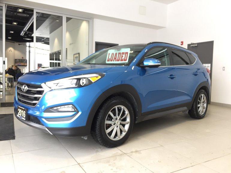 2016 Hyundai Tucson 1.6T LIMITED AWD - FULLY LOADED!