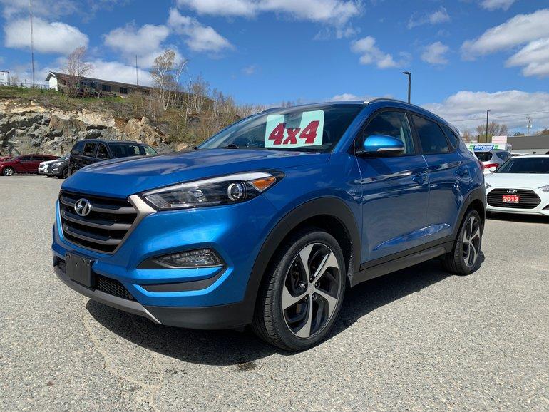 2016 Hyundai Tucson 1.6T PREMIUM AWD - TURBO!